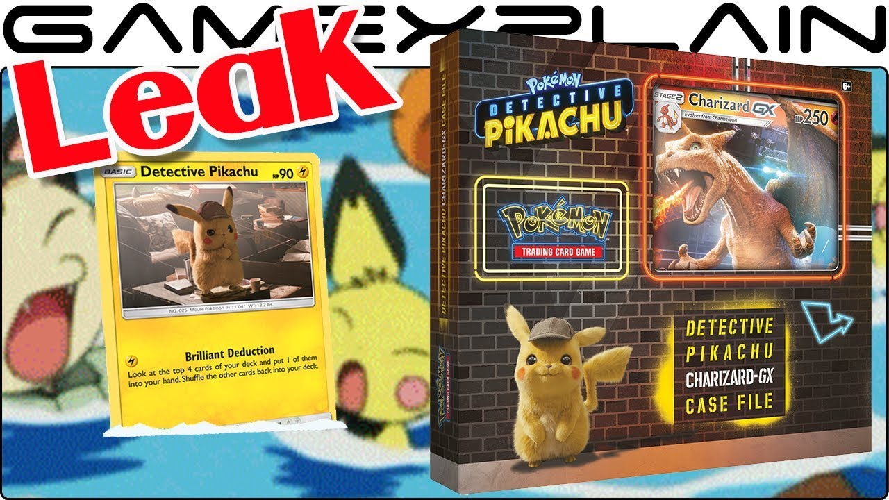 New Realistic Pokemon Designs Revealed In Detective Pikachu