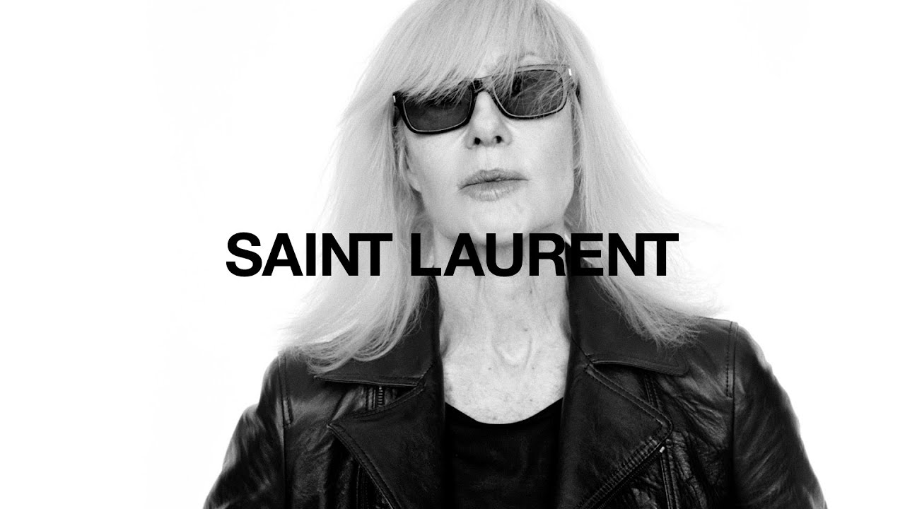85f4801ee1c Saint Laurent's Fall Campaign Stars Betty Catroux | Hollywood Reporter