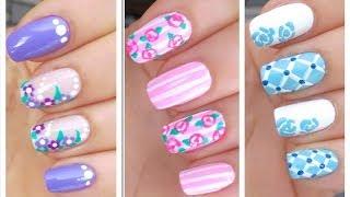 3 Cute Nail Art Designs for Spring/Summer - #1