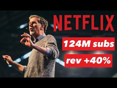 Still Boomin 🔥 Netflix Q2 '18 Earnings Analysis