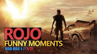 Funny Moments #90: MAD MAX 1/2 (Rojo & Urhara)