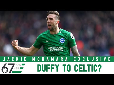 Shane Duffy to Celtic? Jackie McNamara delivers his verdict on potential Hoops move - 67HH Exclusive