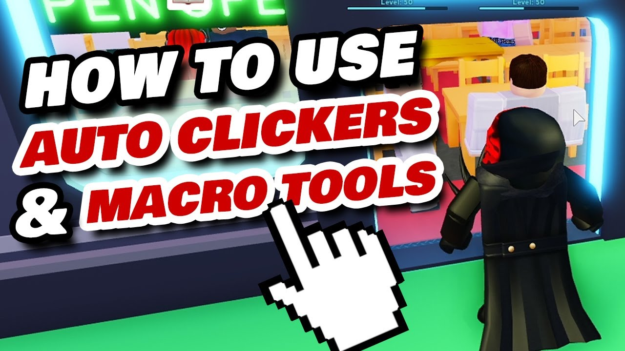Auto Key Clicker For Roblox Mac Best Auto Clickers Macro Tools And Key Pressers For Roblox Youtube
