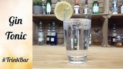 Gin Tonic - Cocktail selber machen - Rezept - Trinkbar