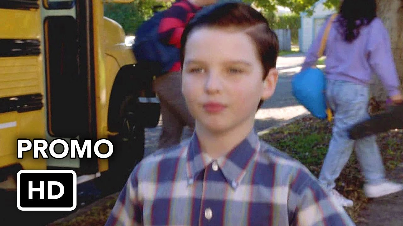 """Download Young Sheldon 3x05 Promo """"A Pineapple and the Bosom of Male Friendship"""" (HD)"""