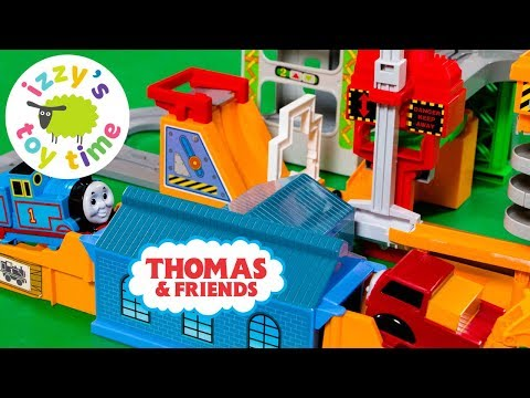 RARE THOMAS TRAIN TOMY! Thomas and Friends Big Big Loader | Fun Toy Trains for Kids