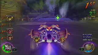 Ratchet beats Jak! (Jak X: Combat Racing PS4 Pro 60fps) (mCable: Gaming Edition)