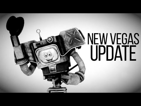 Fallout: New Vegas got an Update?