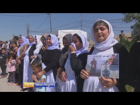 Jesuit Refugee Service launches new campaign to help religious minority - EWTN News Nightly