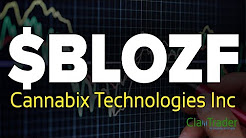 CANNABIX TECHNOLOGIES: BLOZF