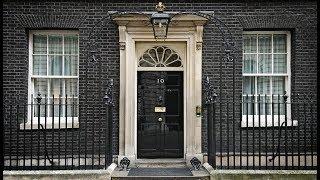 A peek inside 10 Downing Street
