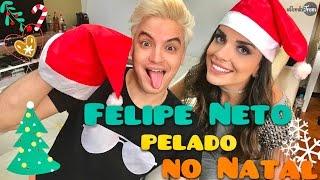 Coisas que ODEIO no Natal feat FELIPE NETO #VemkiTrem19