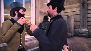 Assassin's Creed Syndicate: NPC Gay couple