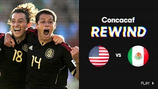 Concacaf Rewind: 2011 Gold Cup | United States vs Mexico
