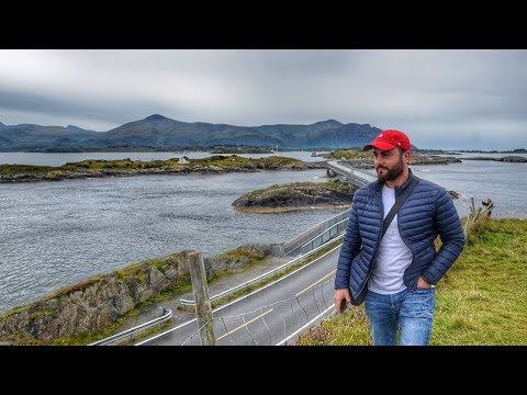 Awesome Norway road trip