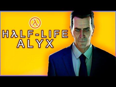 Вся суть Half-Life: Alyx - Новый Халф-Лайф для VR!