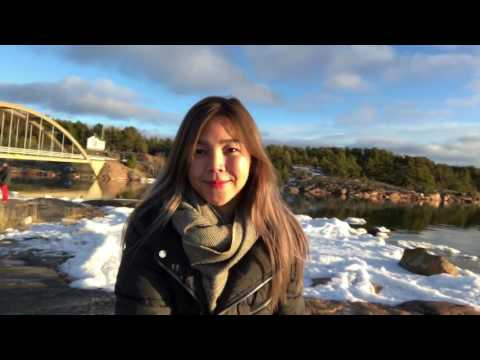 Travel to Åland Islands, Finland 2017