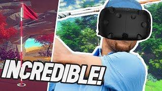 Cloudlands VR : CRAZY MINI GOLF!!