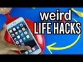 17 WEIRD DIY LIFE HACKS & GADGETS TO SIMPLIFY YOUR LIFE! Natalies Outlet