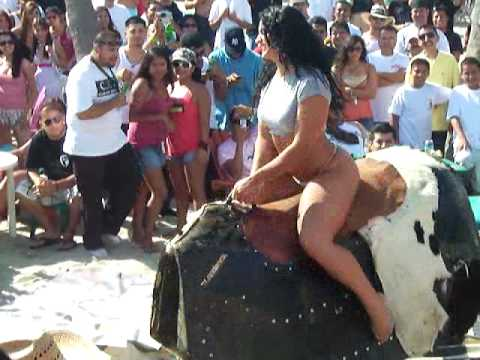 Suggest sexy barefoot women on mechanical bulls