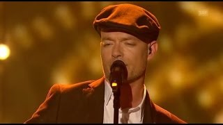Peter Brandenberger - Walking In Memphis - Live-Show 2 - The Voice of Switzerland 2014