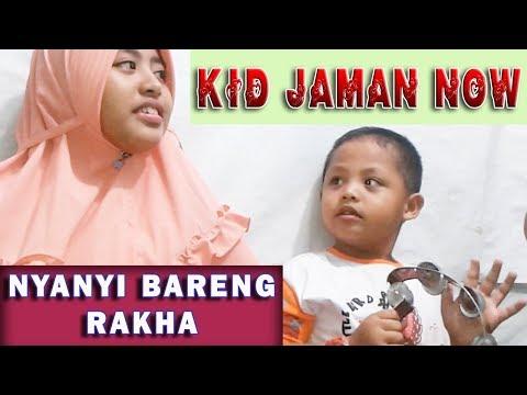 Kompilasi Potongan Lagu Dan Sholawat - Reta Feat Rakha