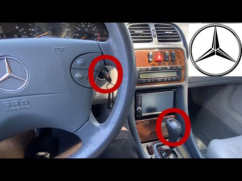 Mercedes W211 Hidden Features and Commands