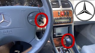 Top 5 Hidden Features Of Mercedes Benz You Didn't Know About