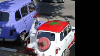 VOITURES RENAULT 4 salé maroc الجمعية المغربية لسيارات رونو