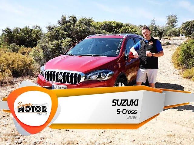 Suzuki S-Cross 2019 ✅ / Al volante /  ➡️ Supermotoronline.com ⬅️