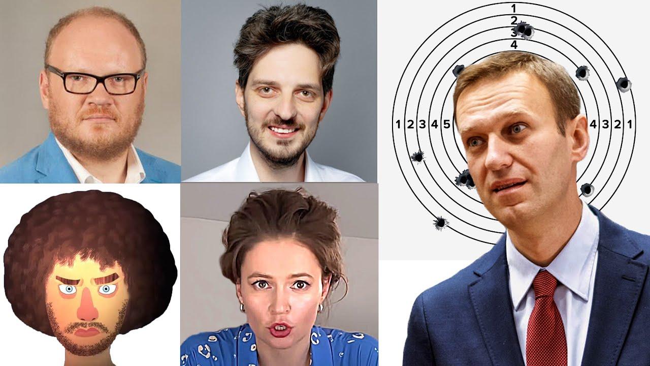 Кашин врал, Навальный врёт, Кац будет врать!