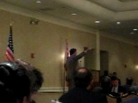 "Bob Ehrlich Pt. 4 ""When We Win, Not If"" - EXCLUSIVE Video! 3/18/10"