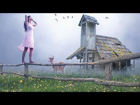 Dramatic Photo Effects Photoshop Manipulation Tutorial [Alone]