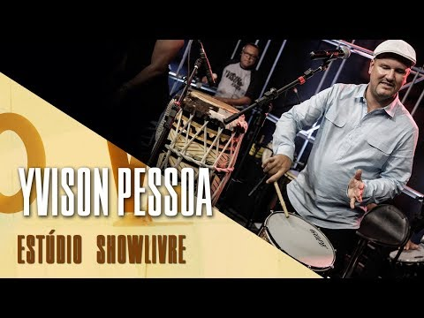 Quinteto em Branco e Preto e primeiro álbum solo - Yvison Pessoa no Estúdio Showlivre 2018