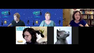 CFA Meowy Hour with Arden Moore  Guest Sarah Archer & Kim Freeman and the Devon Rex breed