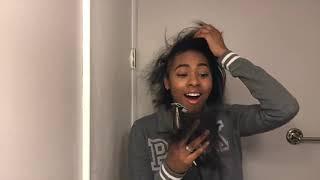 black girls shaving their head bald satisfying for 10min straight