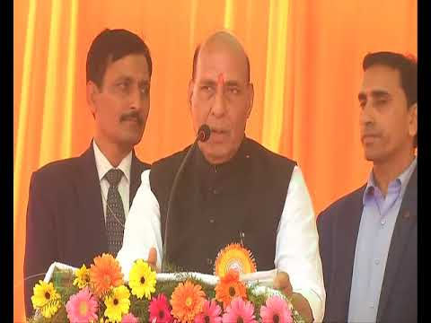 Shri Rajnath Singh Speech At The Distribution Of Letters Under Pradhan Mantri Awas Yojana, Lucknow