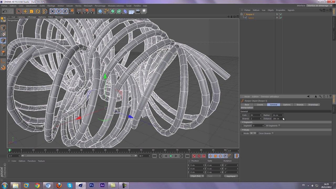 Cinema 4D - Plugin - Reeper X - смотреть онлайн на Hah Life