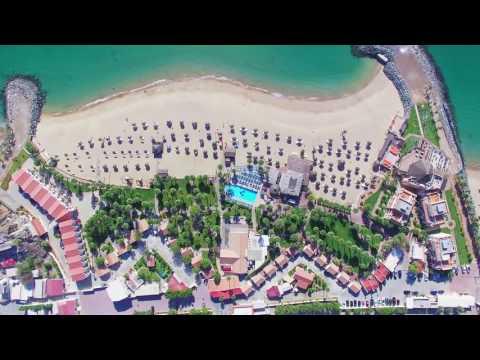 Sandy Beach Hotel & Resort - [Drone Footage]