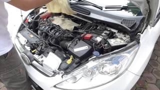 Cuci Mesin Ford Fiesta - 1