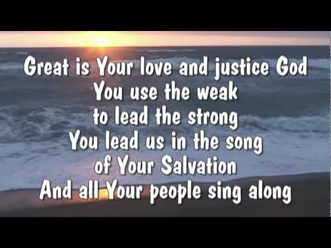 Your Grace Is Enough - Chris Tomlin - YouTube