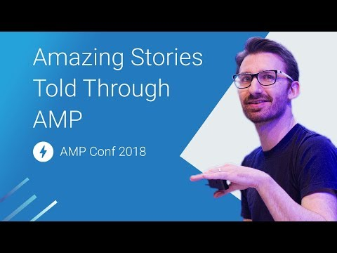 Q&A and Panel: Amazing Stories, told through AMP (AMP Conf 2018)