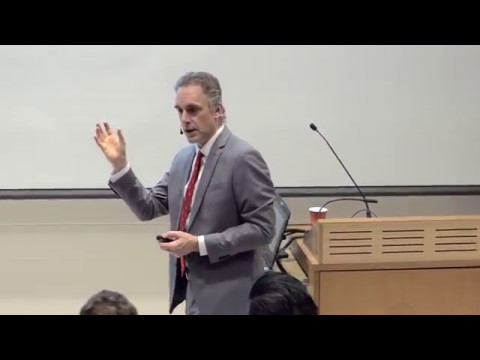 Jordan Peterson on Perceptions as Very Difficult Problems
