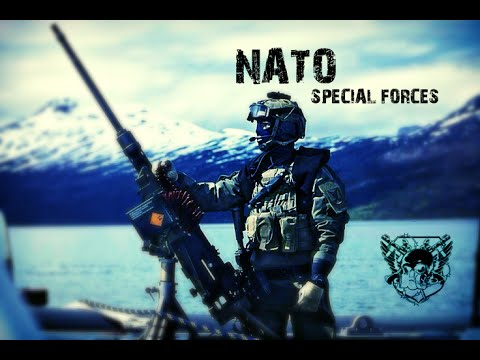 NATO Special Forces - Radioactive - Imagine Dragons