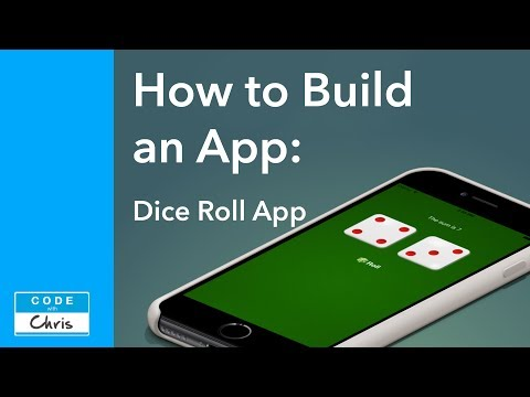 Step By Step: How To Build An App - Dice Roll (for Beginners)