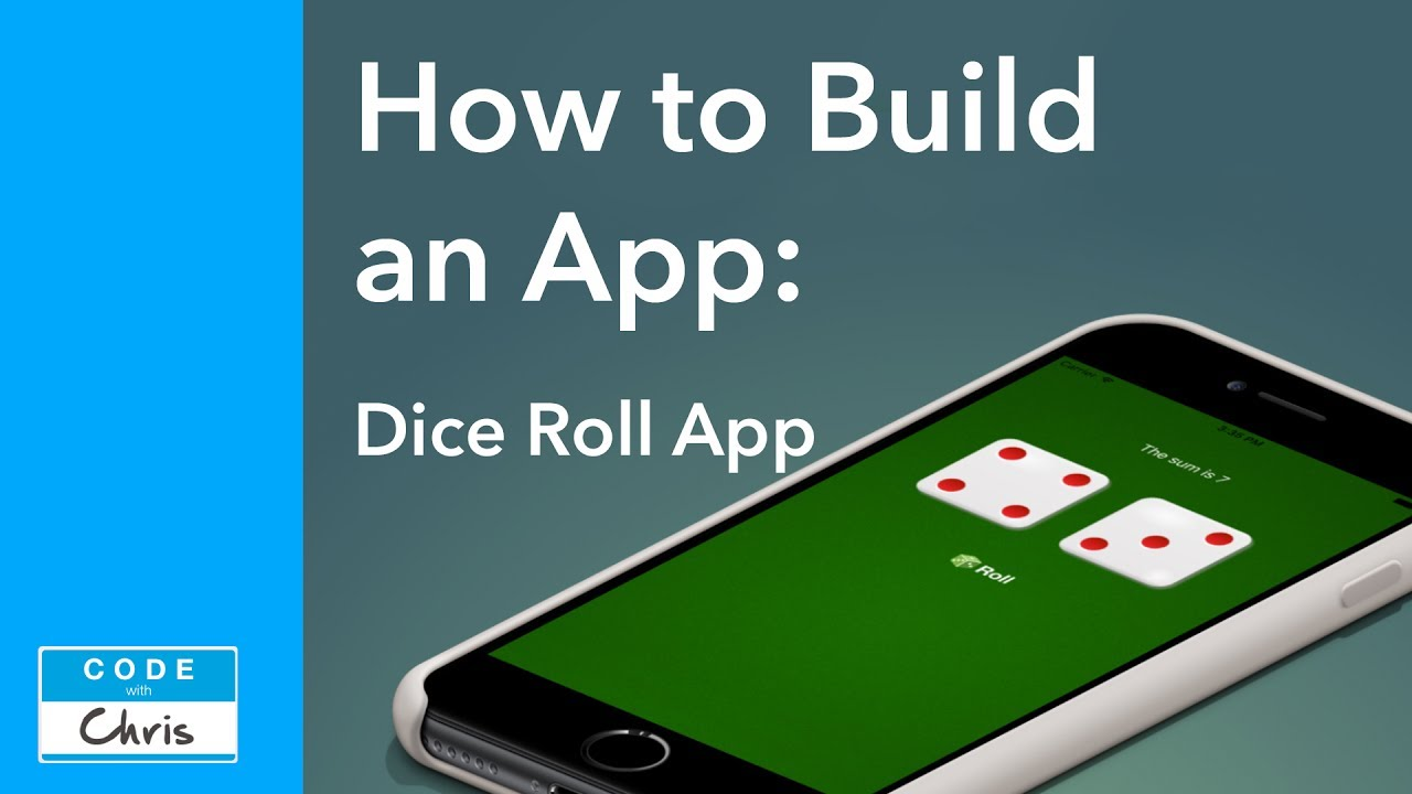Step By Step: How To Build An App Dice Roll (for Beginners)