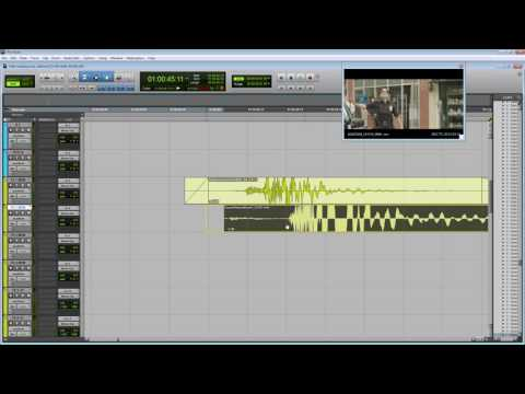 Tutorial 6: Sound Effects Editing - Post-Production Audio Workflow Series