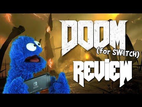 DOOM Review (Switch) │ The Nintendo Fan's Shooter