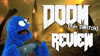 DOOM Review (Switch) │ The Nintendo Fan's Shooter