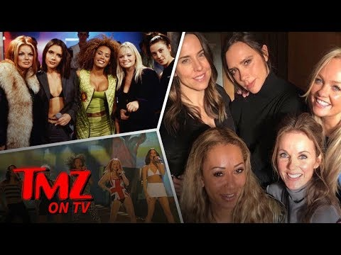 Spice Girls – Reunion Contracts SIGNED! | TMZ TV